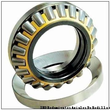 600 mm x 870 mm x 120 mm  IKO CRB 30025 Rodamientos Axiales De Rodillos