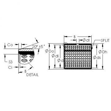AST AST800 3230 Rodamientos Deslizantes