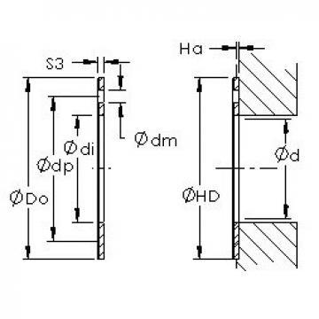 AST AST40 WC26 Rodamientos Deslizantes