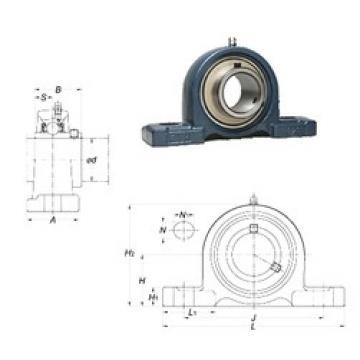 FYH UCPX12 Unidad De Rodamiento