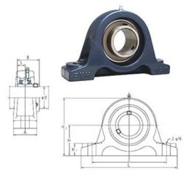 FYH UCIP212-38 Unidad De Rodamiento