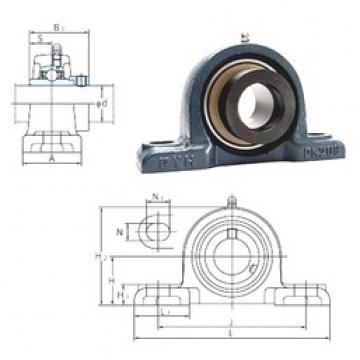 FYH NAPK205-15 Unidad De Rodamiento