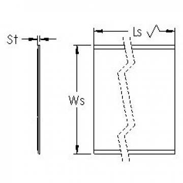 AST AST50 SP2.5 Rodamientos Deslizantes