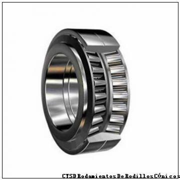 20 mm x 37 mm x 12 mm  CYSD 32904 Rodamientos De Rodillos Cónicos