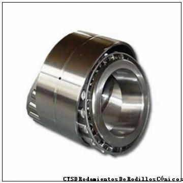 50 mm x 80 mm x 19 mm  CYSD 32010*2 Rodamientos De Rodillos Cónicos