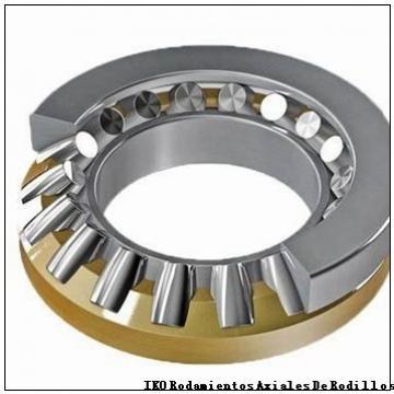 90 mm x 130 mm x 16 mm  IKO CRBC 9016 Rodamientos Axiales De Rodillos