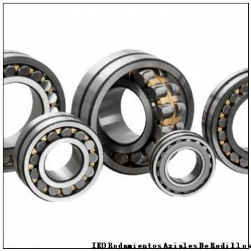 50 mm x 66 mm x 8 mm  IKO CRBS 508 Rodamientos Axiales De Rodillos