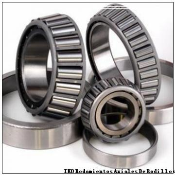 250 mm x 330 mm x 30 mm  IKO CRB 40040 Rodamientos Axiales De Rodillos