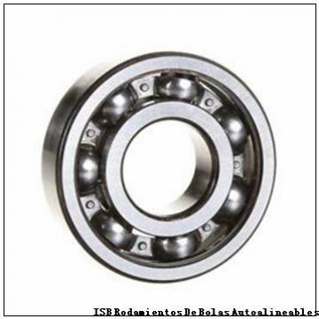 45 mm x 90 mm x 20 mm  ISB 1210 KTN9+H210 Rodamientos De Bolas Autoalineables