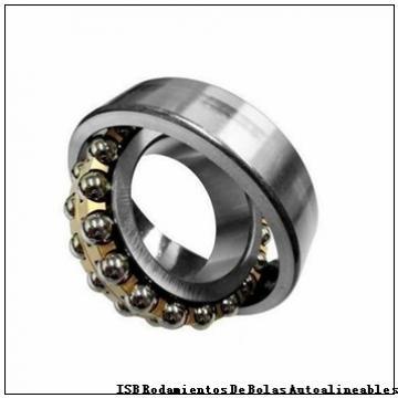 30 mm x 72 mm x 17 mm  ISB 1207 KTN9+H207 Rodamientos De Bolas Autoalineables