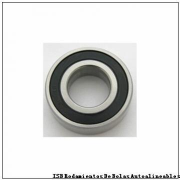 25 mm x 72 mm x 27 mm  ISB 2306 K+H2306 Rodamientos De Bolas Autoalineables