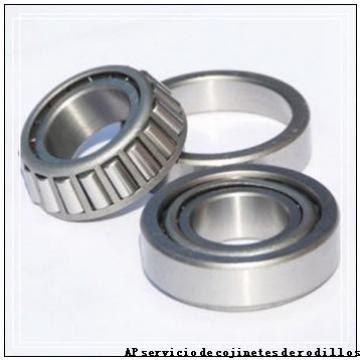 Axle end cap K85517-90012 Cojinetes de rodillos cilíndricos