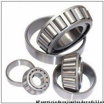 Axle end cap K85510-90011 Cojinetes de rodillos de cono